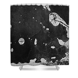 Jerome Abstract No.1 Shower Curtain