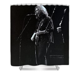 Shower Curtain featuring the photograph The Grateful Dead -  East Coast by Susan Carella