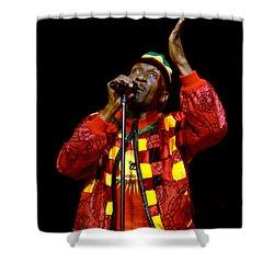Jimmy Cliff Shower Curtain