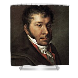 Johann Hummel (1778-1837) Shower Curtain by Granger