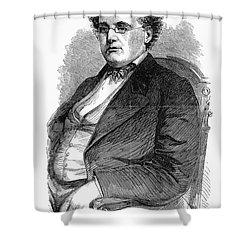 John Albion Andrew Shower Curtain by Granger