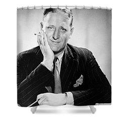 John Gunther (1901-1970) Shower Curtain by Granger