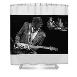 John Mayall Shower Curtain