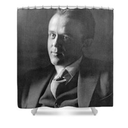 John Reed, American Journalist Shower Curtain by Photo Researchers