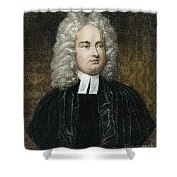 Jonathan Swift (1667-1745) Shower Curtain by Granger