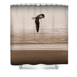 Shower Curtain featuring the photograph Jonathon by Jeanette C Landstrom
