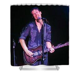 Jonny Shower Curtain by Heidi Smith
