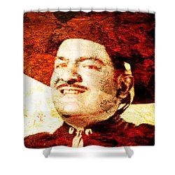 Jose Alfredo Jimenez Shower Curtain
