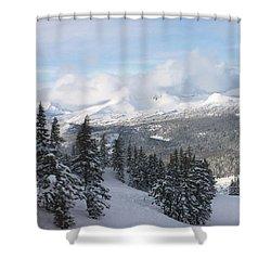 Joyful Day Shower Curtain