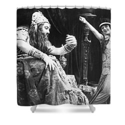 Judith Of Bethulia 1913-14 Shower Curtain by Granger
