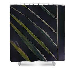 Just Grass Shower Curtain by Heiko Koehrer-Wagner