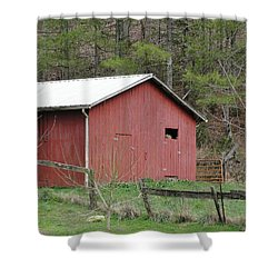 Kentucky Life Shower Curtain by Tiffany Erdman