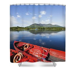 Killarney, County Kerry, Munster Shower Curtain by Peter Zoeller