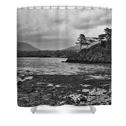 Shower Curtain featuring the photograph Killarney Lake by Hugh Smith