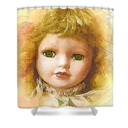 L004 Shower Curtain
