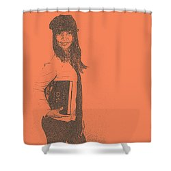 Lana Shower Curtain