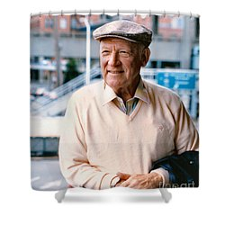 Legacy Of Love Shower Curtain by Rory Sagner