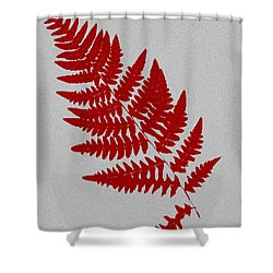 Levere Shower Curtain by Bruce Stanfield