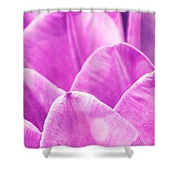 Life Is Full Of Beauty Shower Curtain