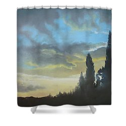 Light Shower Curtain