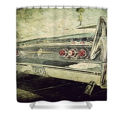 Lincoln Continental Shower Curtain