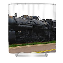 Loc 1518 In Paducah Ky Shower Curtain by Susanne Van Hulst