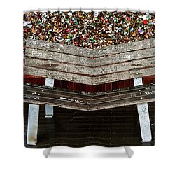 Locks Of Love 2 Shower Curtain by Kume Bryant