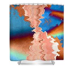 Longevity Shower Curtain