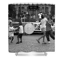 Louisiana Folklife Festival  Shower Curtain
