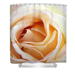 Love Unfurling Shower Curtain