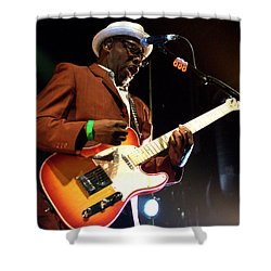 Lynval Golding-the Specials Shower Curtain