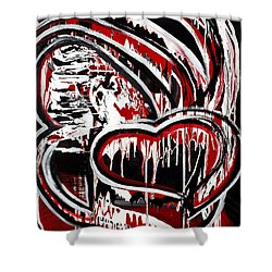 Mad Love Shower Curtain