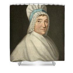 Madame Gabriel Cotte Shower Curtain by Louis Cretien de Heer