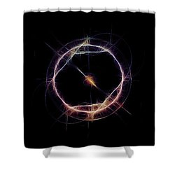 Magic Healing Shower Curtain