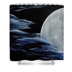 Magica Luna Shower Curtain