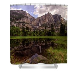 Majestic Reflections Shower Curtain