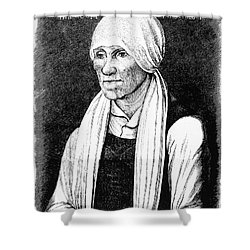 Margarethe Luther Shower Curtain by Granger