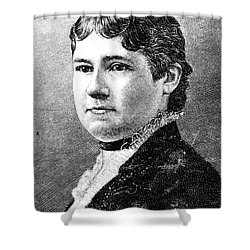 Mary Arthur Mcelroy Shower Curtain by Granger