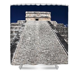 Shower Curtain featuring the photograph Mexico by Milena Boeva