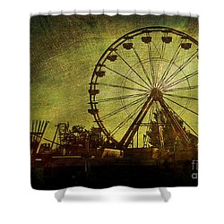 Midway Shower Curtain