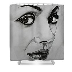 Mila Shower Curtain