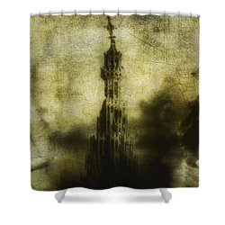 Missing Shower Curtain by Andrew Paranavitana