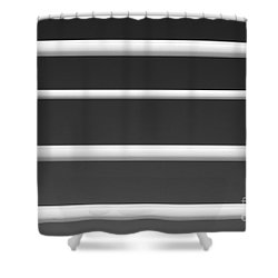 Modern View Of The Sky Shower Curtain