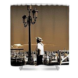 Molto Romantico Shower Curtain
