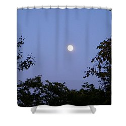 Moon Shower Curtain by Aimee L Maher Photography and Art Visit ALMGallerydotcom