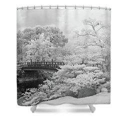 Morikami Japanese Gardens Shower Curtain
