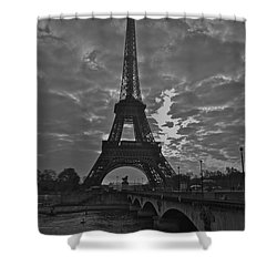 Shower Curtain featuring the photograph Morning Light  by Eric Tressler