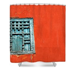 Shower Curtain featuring the photograph Morocco by Milena Boeva