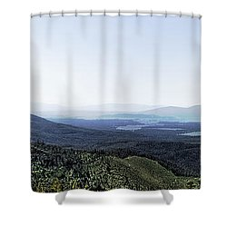 Morrell Look- Out Shower Curtain