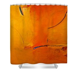 Most Like Lee Shower Curtain by Cliff Spohn